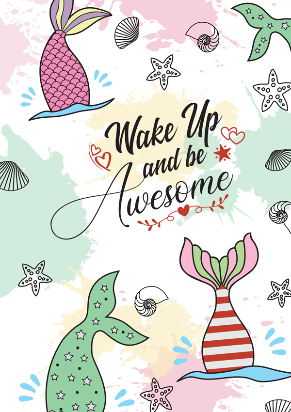 wake-up-and-be-awesome-mermaid-notebook-by-white-wood-studio
